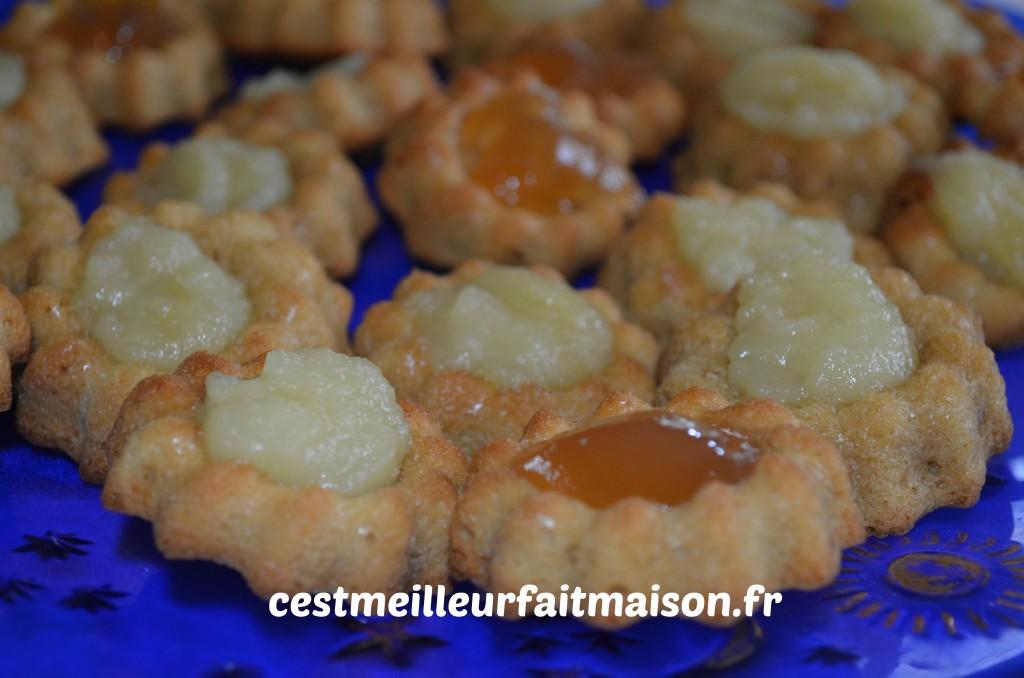 gâteaux spéculoos pomme