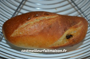 Petits pains à la vanille