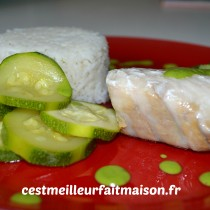 Poisson à la sauce sublime