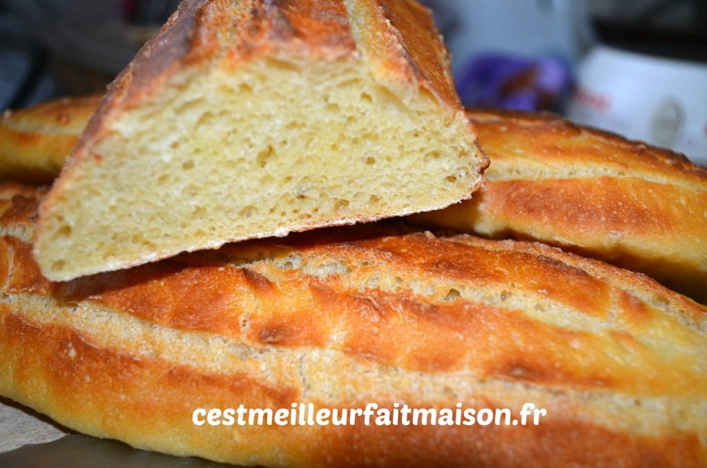 Pains à la farine de maïs