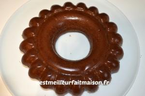 Gâteau chocolat noisette