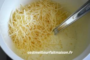 Tartelettes au fromage de chèvre