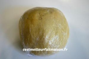 Sablés noix de coco