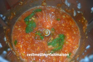 Légumes aux saveurs orientales