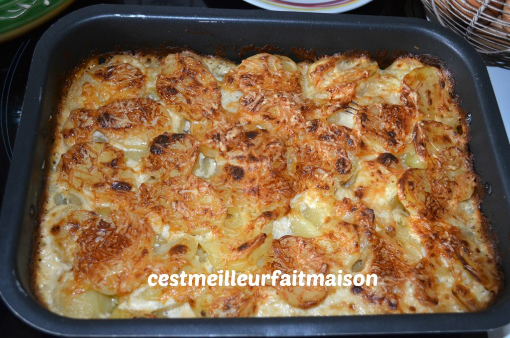 gratin dauphinois jo l robuchon c 39 est meilleur fait maison. Black Bedroom Furniture Sets. Home Design Ideas