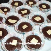 fondants au chocolat