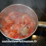 tarte ux fraises