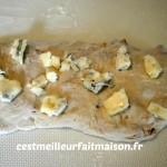 Pain au gorgonzola et aux noix