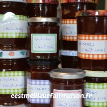 Confiture de quetsches