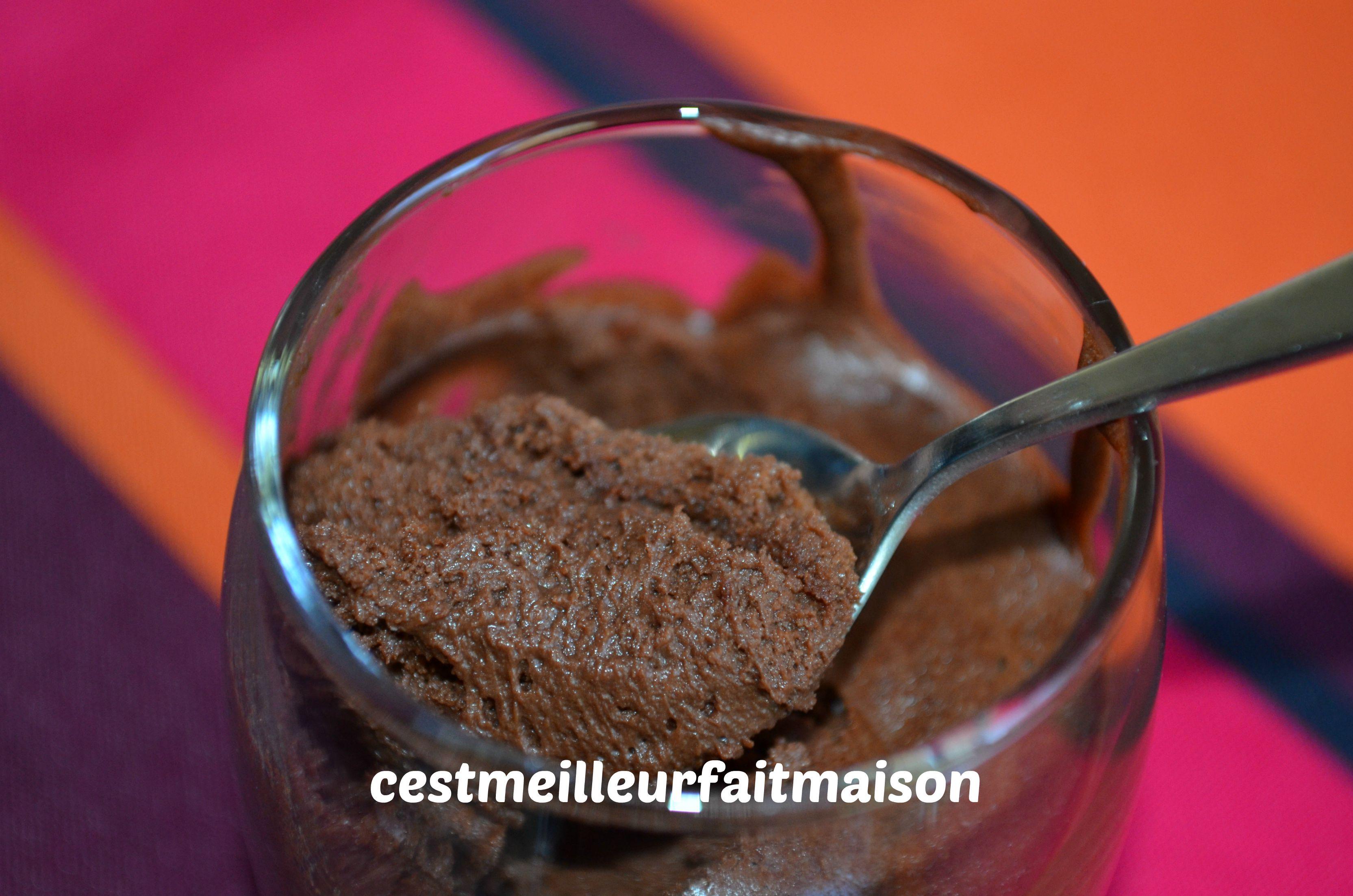 Mousse au chocolat d'Albert