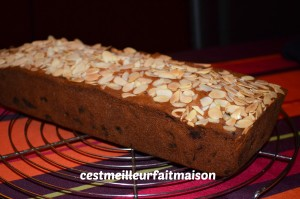Cake aux fruits secs