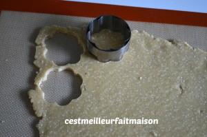 Sablés aux graines de sésame