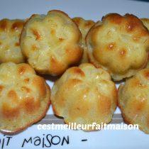 Puddings à l'ananas