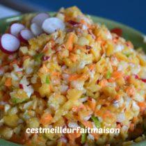 Salade de butternut